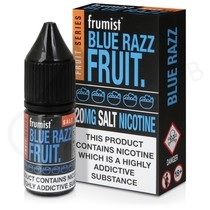 Blue Razz Nic Salt E-Liquid by Frumist Fruits