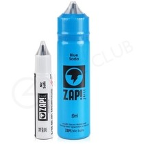 Blue Soda eLiquid by Zap! Juice 50ml