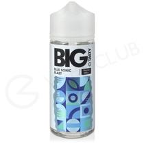 Blue Sonic Blast Shortfill E-Liquid by The Big Tasty 100ml