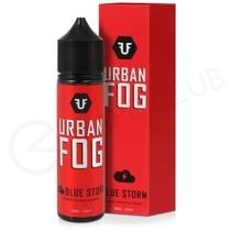 Blue Storm Shortfill E-Liquid by Urban Fog 50ml