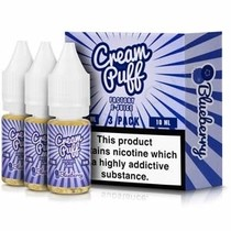 Blueberry E-Liquid by Cream Puff Factory