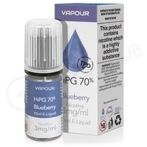 Blueberry E-Liquid by Vapour