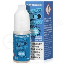Blueberry eLiquid by Puff Dragon