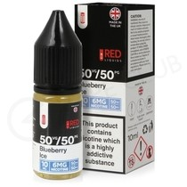 Blueberry Ice E-Liquid by Red Liquid 50/50