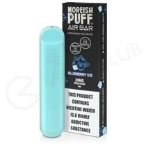 Blueberry Ice Moreish Puff Air Bar Disposable Vape