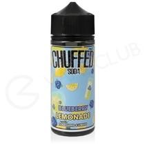 Blueberry Lemonade Shortfill E-Liquid by Chuffed Soda 100ml