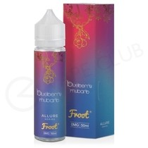 Blueberry Rhubarb Shortfill E-Liquid by Froot 50ml