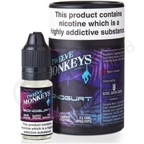 Bonogurt E-Liquid by Twelve Monkeys