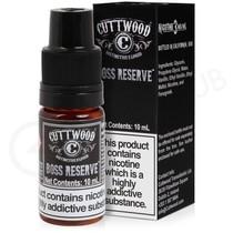 Boss Reserve E-Liquid by Cuttwood