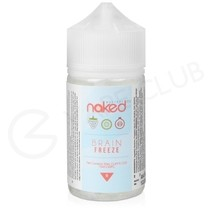Brain Freeze Shortfill E-Liquid by Naked 100 50ml