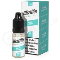 Brain Freeze Nic Salt eLiquid by Wizmix