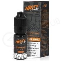 Bronze Nic Salt E-liquid by Nasty Salts