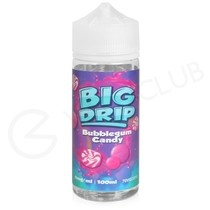 Bubblegum Candy Shortfill E-Liquid by Big Drip 100ml