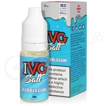 Bubblegum Nic Salt eLiquid by IVG