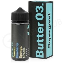 Butter 03 Shortfill E-Liquid by Supergood 100ml