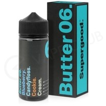 Butter 06 Shortfill E-Liquid by Supergood 100ml