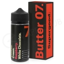 Butter 07 Shortfill E-Liquid by Supergood 100ml