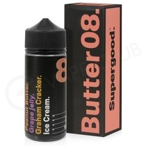 Butter 08 Shortfill E-Liquid by Supergood 100ml