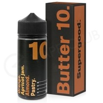 Butter 10 Shortfill E-Liquid by Supergood 100ml