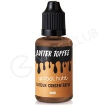 Butter Toffee Flavour Concentrate by Global Hubb