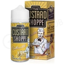 Butterscotch 100ml Shortfill by The Custard Shoppe