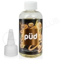 Butterscotch Custard Shortfill E-Liquid by Pud 200ml
