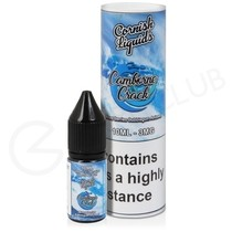 Camborne Crack E-Liquid By Cornish Liquids