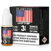 Can't Stop E-Liquid by Flawless