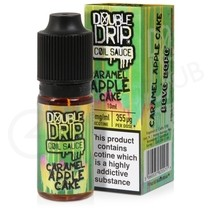Caramel Apple Cake E-Liquid by Double Drip