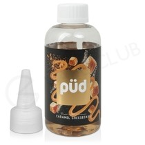 Caramel Cheesecake Shortfill E-Liquid by Pud 200ml