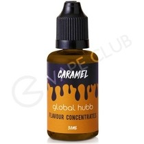 Caramel Concentrate by Global Hubb