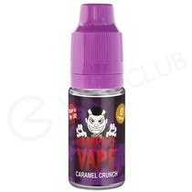 Caramel Crunch E-Liquid by Vampire Vape