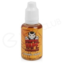 Caramel Crunch Flavour Concentrate by Vampire Vape