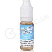 Caramel Kiss E-liquid by Wizmix