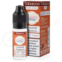 Caramel Tobacco E-Liquid by Dinner Lady 50/50