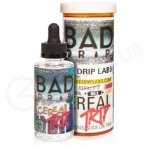 Cereal Trip Shortfill E-Liquid by Bad Drip Labs 50ml