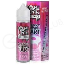 Cherry Bakewell Tart Shortfill E-Liquid by Double Drip 50ml