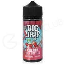 Cherry Cola Bottles Shortfill E-Liquid by Big Drip 100ml