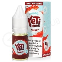 Cherry Nic Salt E-Liquid by Yeti