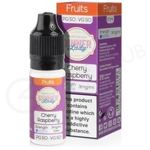 Cherry Raspberry E-Liquid by Dinner Lady 50/50