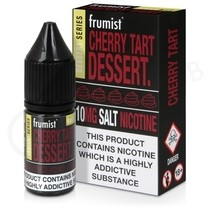 Cherry Tart Nic Salt E-Liquid by Frumist Desserts