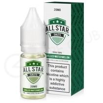 Chilled Watermelon Nic Salt E-Liquid by All Star