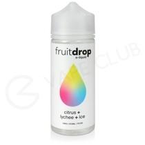 Citrus Lychee Ice Shortfill E-Liquid by Fruit Drop 100ml
