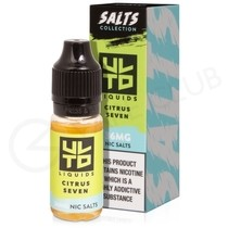Citrus Seven Nic Salt E-Liquid by ULTD