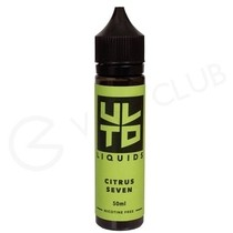 Citrus Seven Shortfill E-Liquid by ULTD 50ml