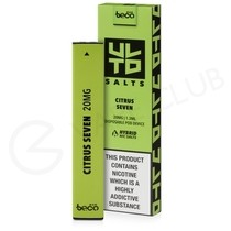 Citrus Seven Beco Bar ULTD Disposable