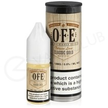 Classic Gold Tobacco Lane E-Liquid by OFE