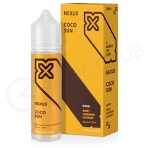 Coco Sun Shortfill E-Liquid by Pod Salt 50ml