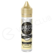 Coconut Shortfill E-Liquid by Harley's Original 50ml