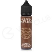 Coffee Dunked Doughnut eLiquid by Caffe Infuso 50ml